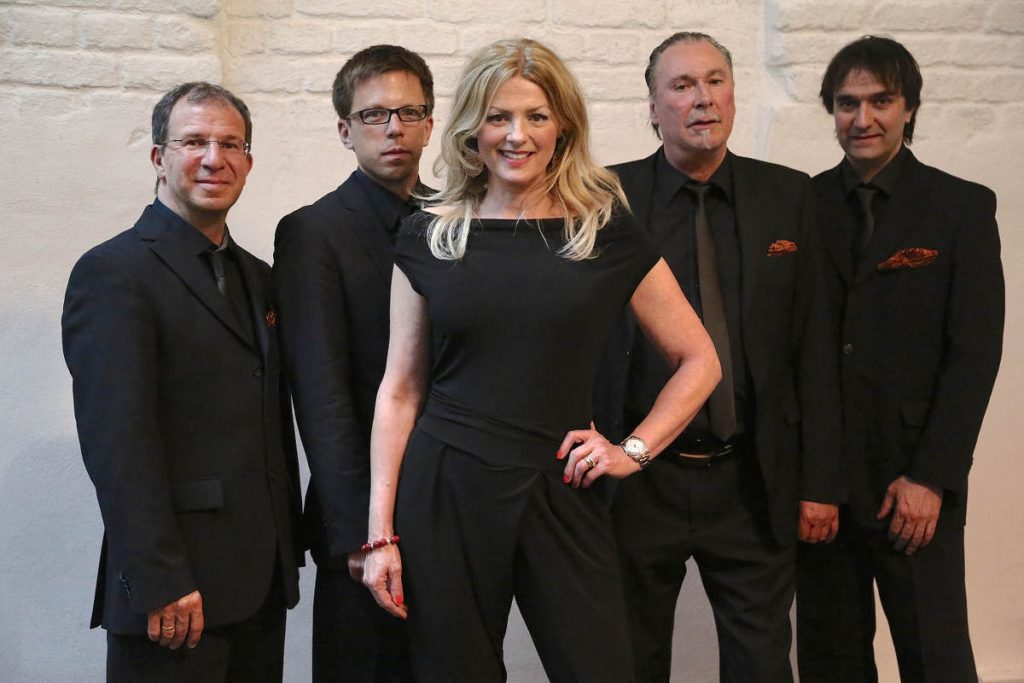 Jasmin Bayer & Band, Foto Ralf Dombrowski