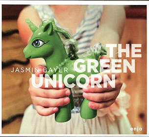 "CD ""The Green Unicorn"""
